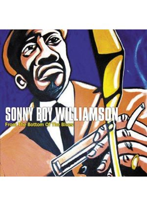 Sonny Boy Williamson II - From the Bottom of the Blues (Music CD)