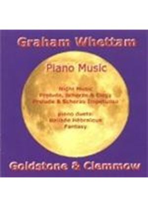 Whettam: Piano Works