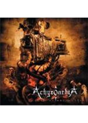 Achyronthia - Echoes Of Brutality (Music CD)