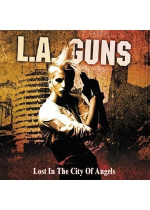 L.A. Guns - Lost in the City of Angels (Music CD)