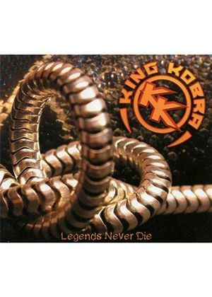 King Kobra - Legends Never Die (Music CD)