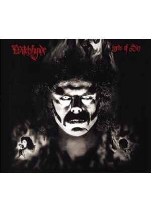 Witchfynde - Lords of Sin (Music CD)