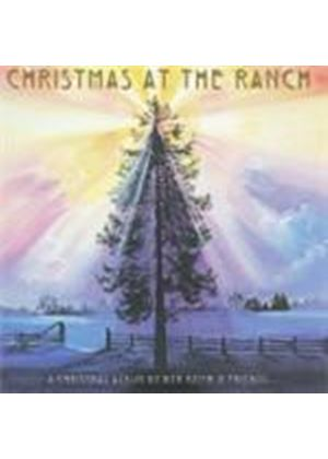 Ben Keith & Friends - Christmas At The Ranch (Music CD)