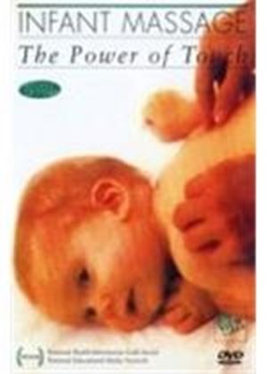 INFANT MASSAGE-POWER OF TOUCH (DVD)