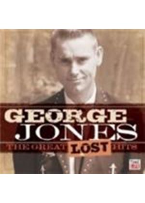 George Jones - Great Lost Hits, The (Music CD)