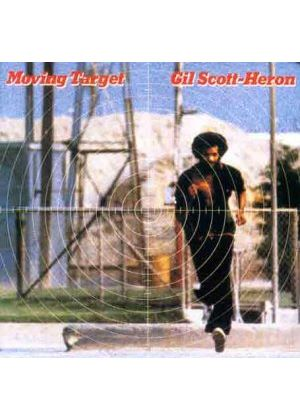 Gil Scott-Heron - Moving Target (Music CD)