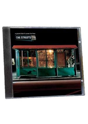 The Streets - A Grand Dont Come for Free (Music CD)