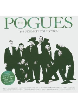 The Pogues - The Ultimate Collection (2 CD) (Music CD)