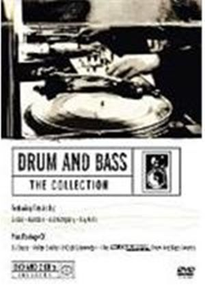 Drum N Bass - The Collection (Three Discs) (DVD AND CD)
