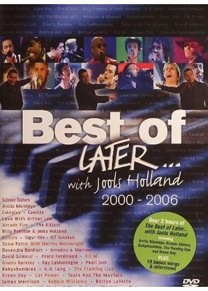 Later with Jools Holland: Best Of (Music DVD)