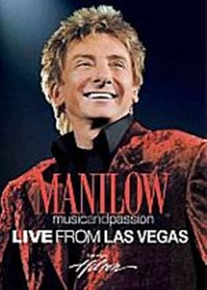 Barry Manilow: Music & Passion Live From Las Vegas (Music 2DVD)