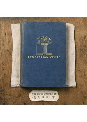 Frightened Rabbit - Pedestrian Verse (Deluxe Edition) (Music CD)