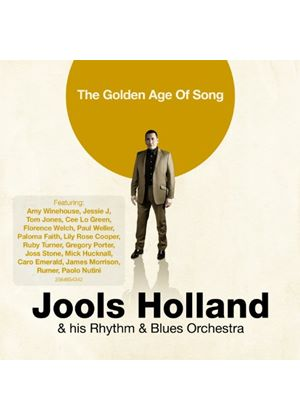 Jools Holland & His Rhythm & Blues Orchestra - The Golden Age Of Song (Music CD)