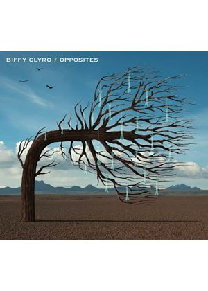 Biffy Clyro - Opposites [Deluxe Edition 2 CD + DVD] (Music CD)