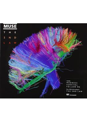 Muse - The 2nd Law (Jewel Case) (Music CD)