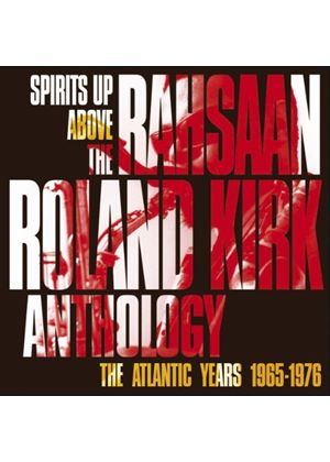 Rahsaan Roland Kirk - Spirits Up Above: The Atlantic Years (Music CD)