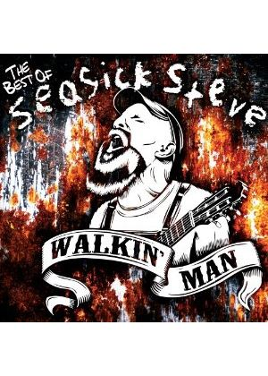 Seasick Steve - Walkin' Man (The Very Best of Seasick Steve/+DVD)