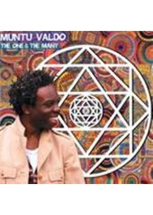 Muntu Valdo - One And The Many, The [Digipak] (Music CD)