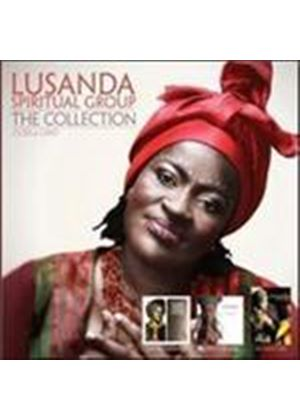 Lusanda Spiritual Group - Collection, The (Abanye Bayawela/Umoya Wenkosi/+'Ixilongo' DVD) (Music CD)