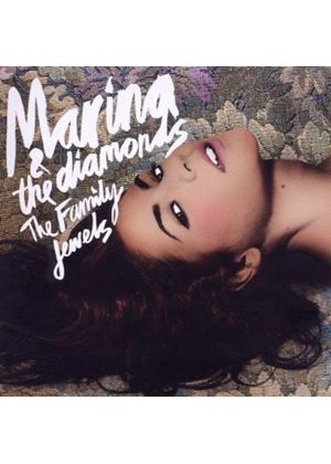 Marina and The Diamonds - Family Jewels (Music CD)