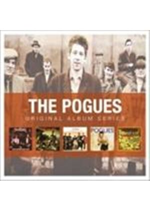The Pogues  - Original Album Series (5 CD Box Set) (Music CD)