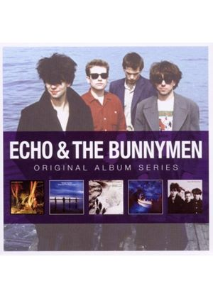 Echo & The Bunnymen - Original Album Series (5 CD Box Set) (Music CD)