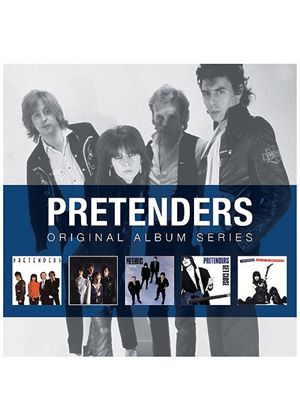 The Pretenders - Original Album Series (5 CD Box Set) (Music CD)