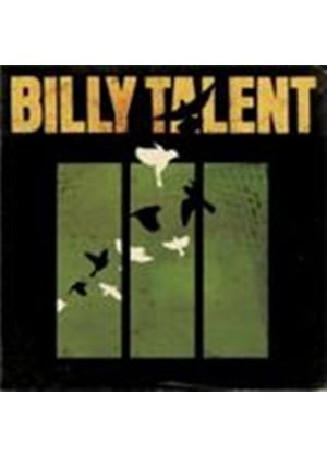 Billy Talent - Billy Talent III (Deluxe Edition) (Music CD)