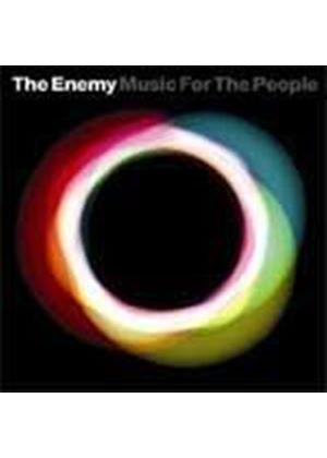 The Enemy - Music For The People (+DVD)