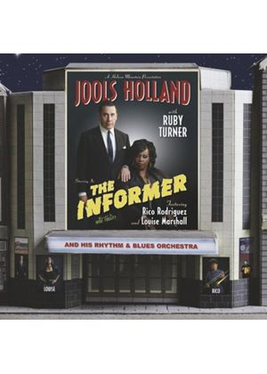 Jools Holland with Ruby Turner - The Informer (2 CD) (Music CD)