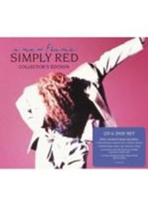 Simply Red - A New Flame (Collectors Edition) (Music CD)