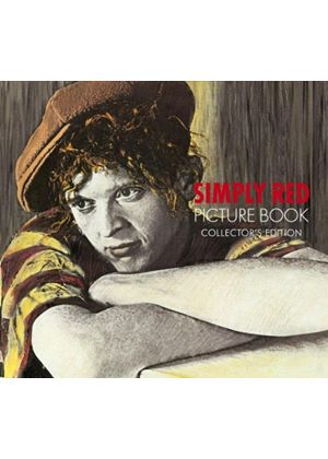 Simply Red - Picture Book (Collectors Edition) (Music CD)