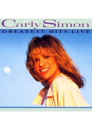 Carly Simon - Greatest Hits Live (Music CD)