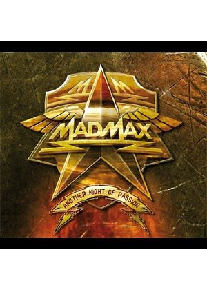 Mad Max - Another Night of Passion (Music CD)