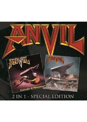 Anvil - Plugged in Permanent/Absolutely No Alternative (Music CD)