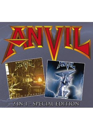 Anvil - Back to Basics/Still Going Strong (Music CD)