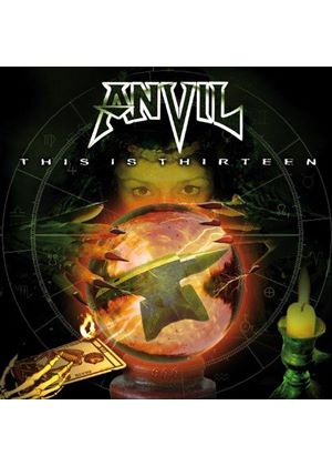 Anvil - This Is Thirteen (Music CD)