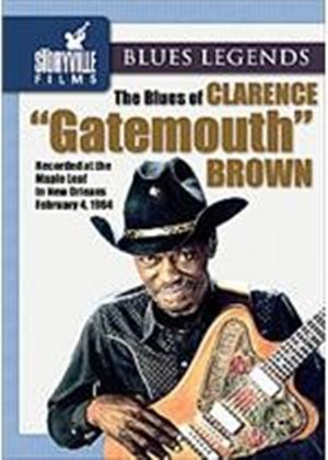 Blues Of Clarence Gatemout Brown