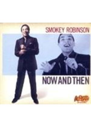 Smokey Robinson - Now And Then (Music CD)
