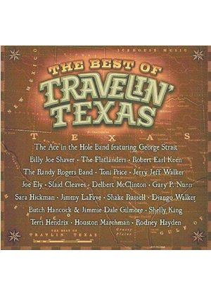 Various Artists - Best of Travelin' Texas (Music CD)