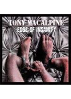 Tony MacAlpine - Edge Of Insanity [Digipak] (Music CD)