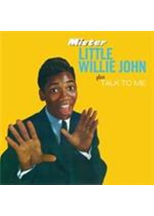 Little Willie John - Mister Little WIllie John/Talk To Me (Music CD)