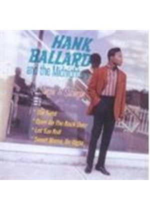 Hank Ballard & The Midnighters - Hank Ballard And The Midnighters/Singin' And Swingin' (Music CD)