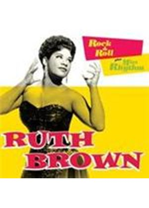 Ruth Brown - Rock And Roll/Miss Rhythm (Music CD)