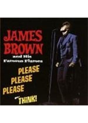 James Brown & His Famous Flames - Please Please Please/Think (Music CD)