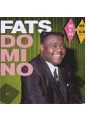 Fats Domino - Fats Domino Rock and Rollin'/This Is Fats (Music CD)