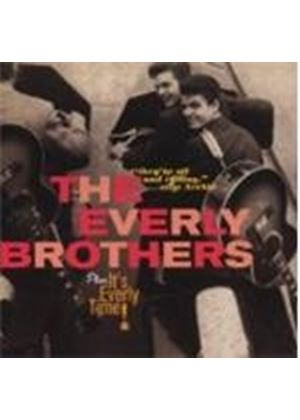 Everly Brothers (The) - The Everly Brothers / It's Everly Time (Music CD)