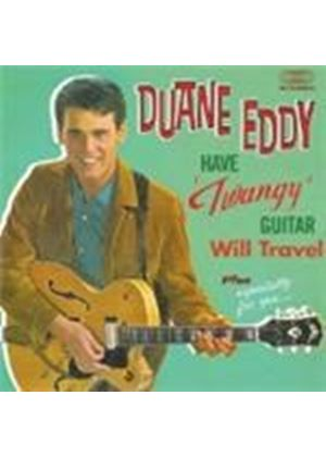 Duane Eddy - Have Twangy Guitar Will Travel/Especially for You (Music CD)