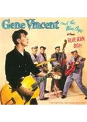 Gene Vincent - Bluejean Bop!/Gene Vincent and the Blue Caps (Music CD)