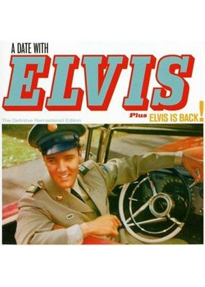 Elvis Presley - A Date With Elvis/Elvis is Back! (Music CD)